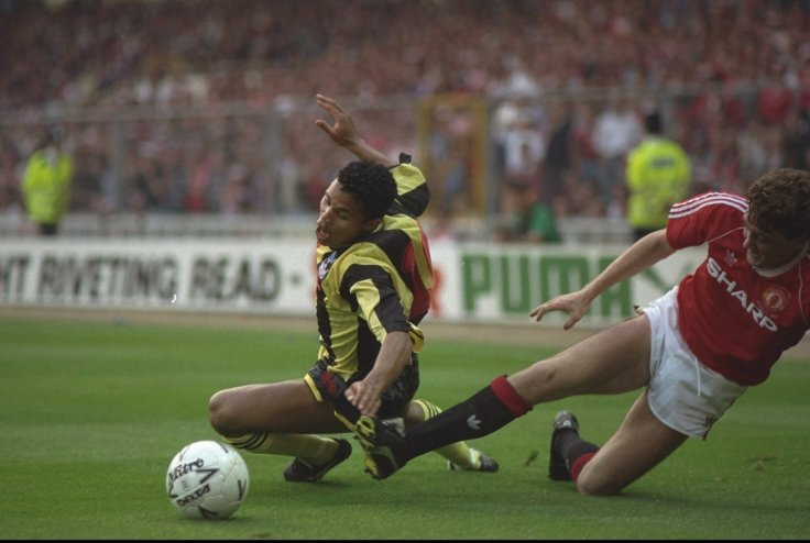 Manchester United vs Crystal Palace 1990