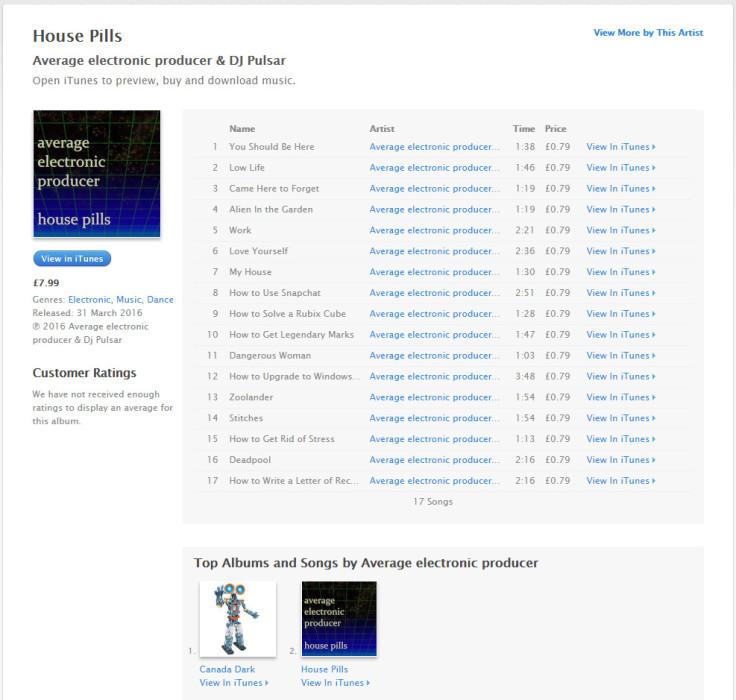 apple music scam