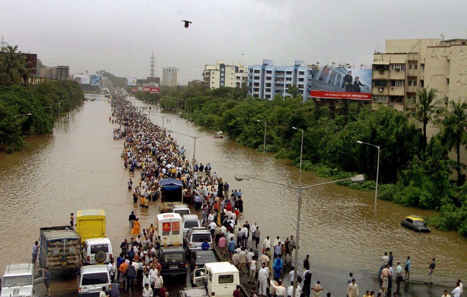 26 July Mumbai Floods
