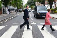 David Cameron Abbey Road