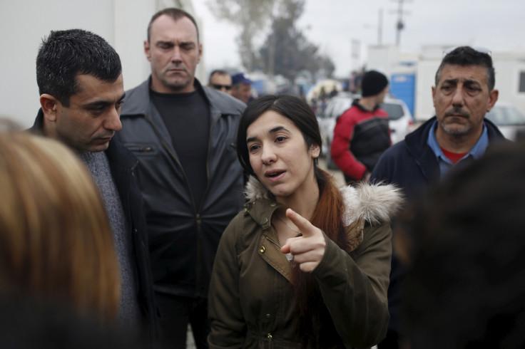 Yazidi Nadia Murad