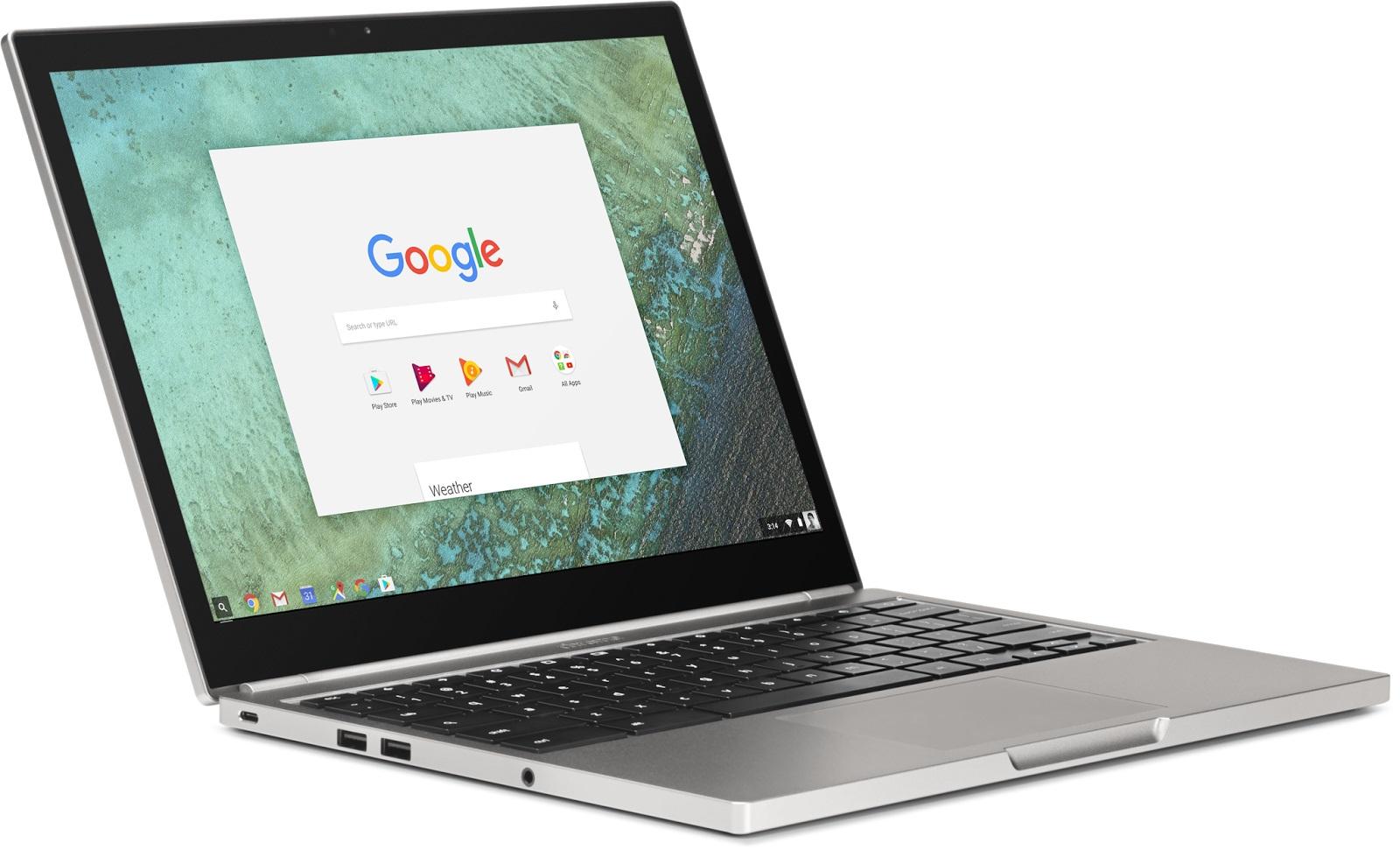Chromebooks outsell Macs