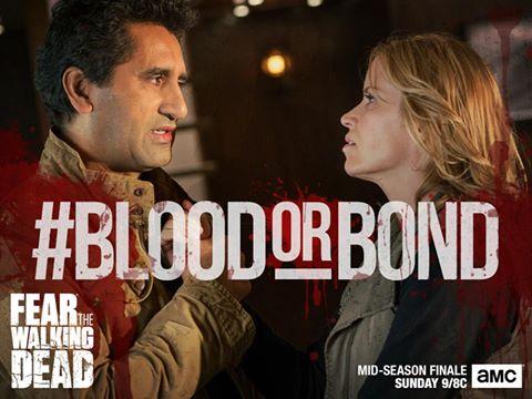 Fear The Walking Dead season 2: Cliff Curtis talks Travis and Madison's future ahead of mid-season finale