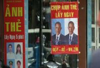 Obama\'s first visit
