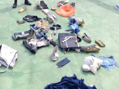 EgyptAir debris