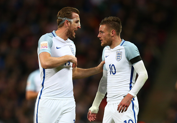 harry kane and jamie vardy