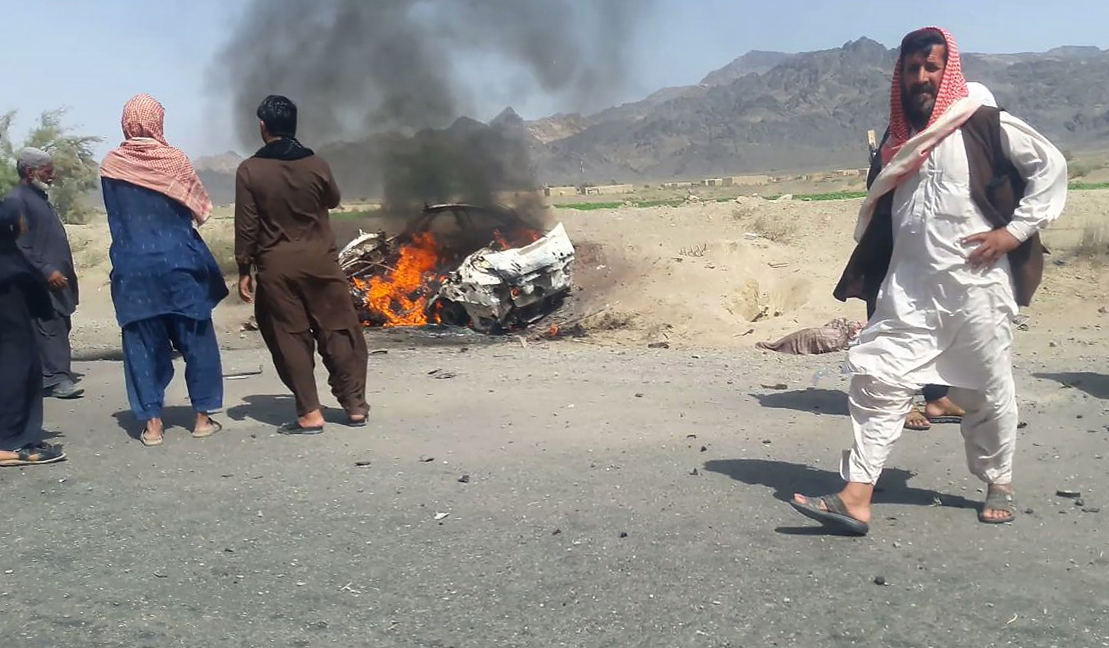 Mullah Mansour killed