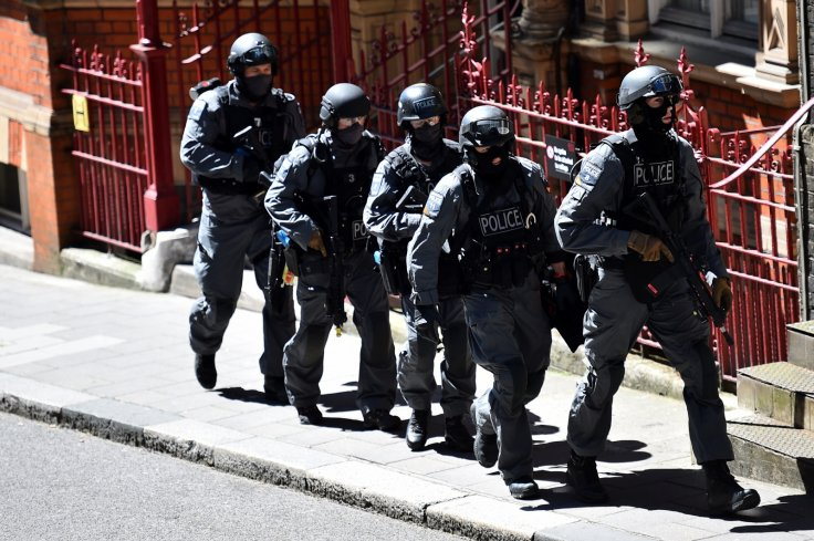 Counter terrorism UK