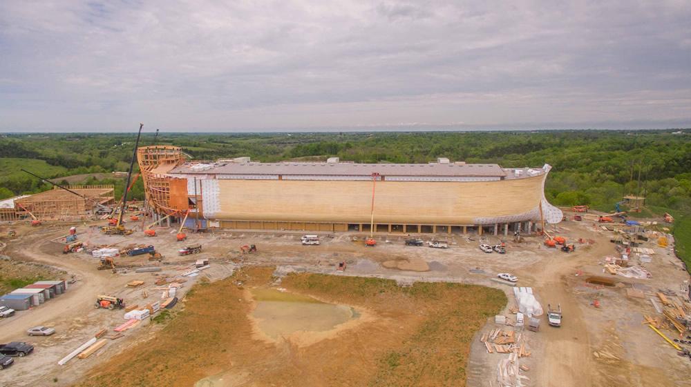 Replica of Noah's Ark