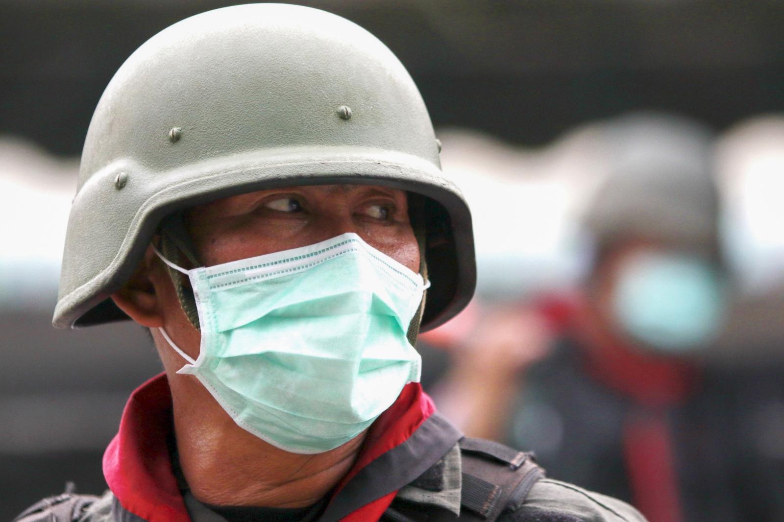 Thailand dormitory fire
