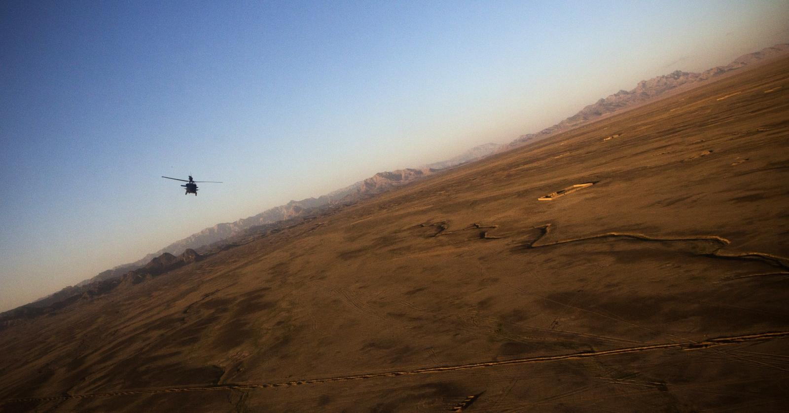 Kandahar, southern Afghanistan