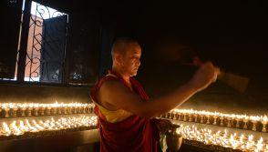 Vesak Buddha birthday