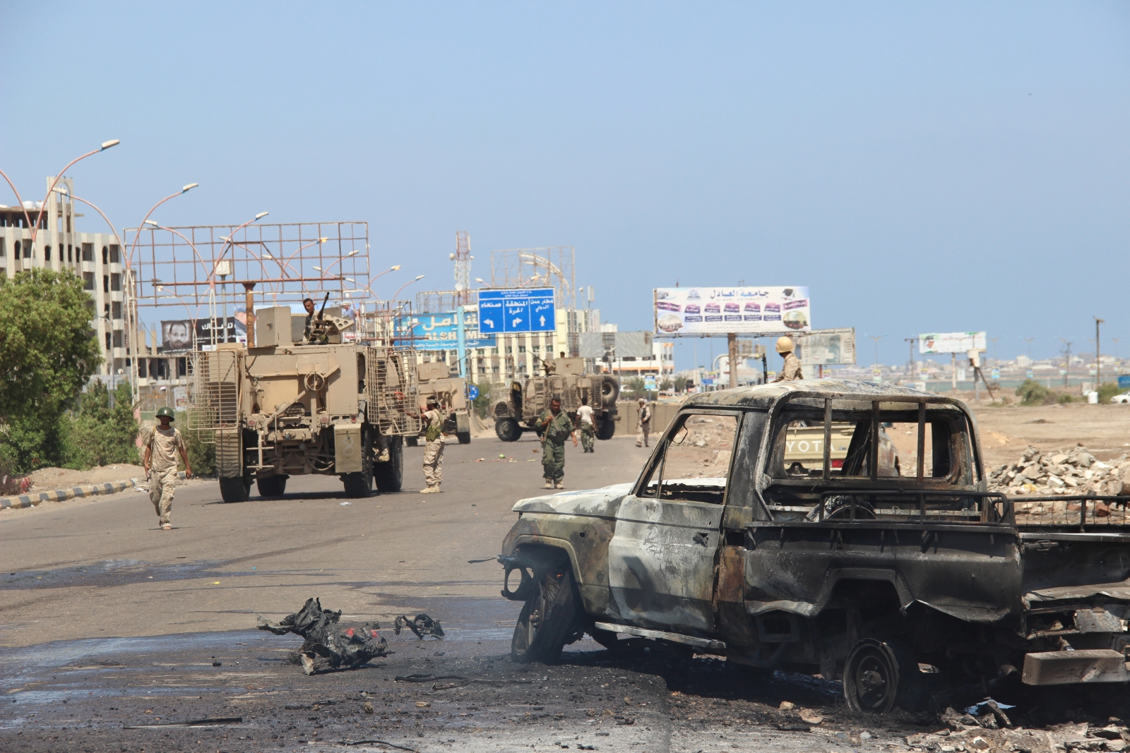 Aden Yemen bomb