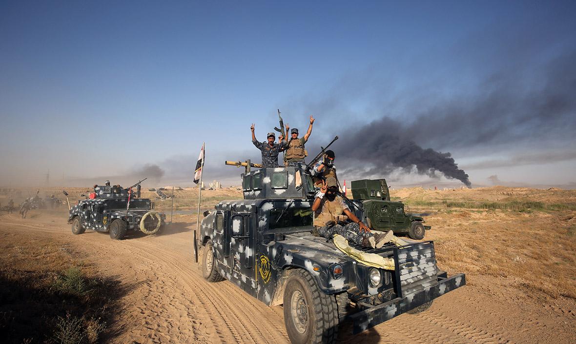 Iraq Fallujah Isis Daesh