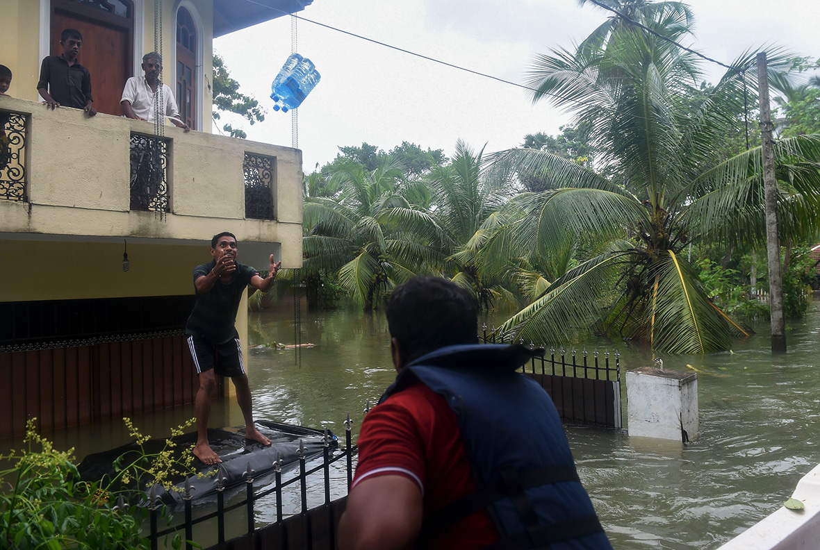 Sri Lanka floods