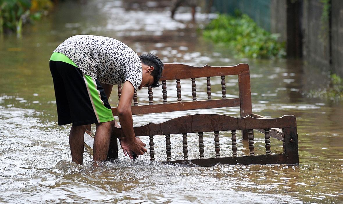 Sri Lanka floods