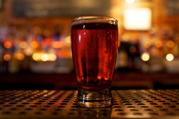 Beer drinking barley
