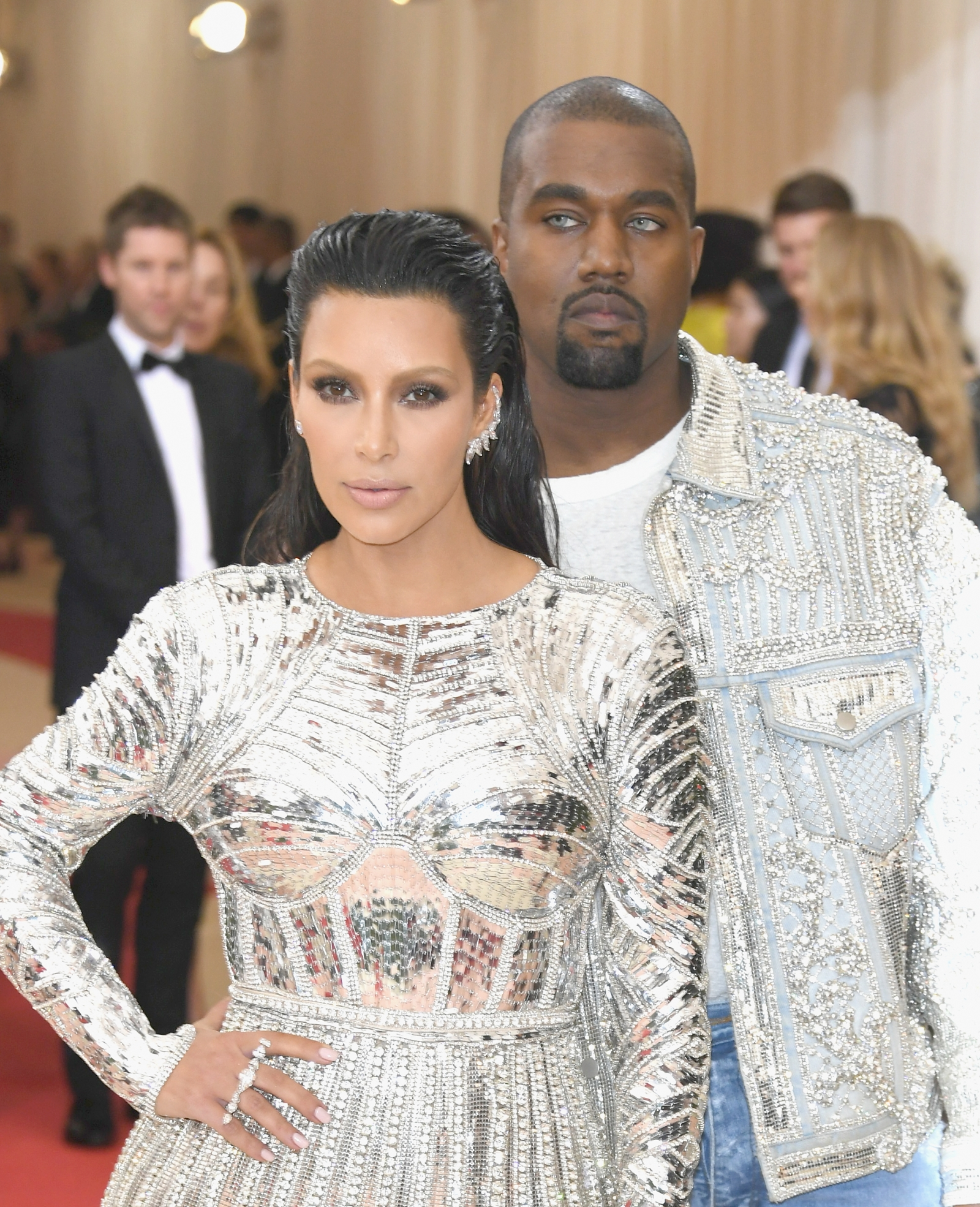 Kim and Kanye threaten ex bodyguard with 10m lawsuit