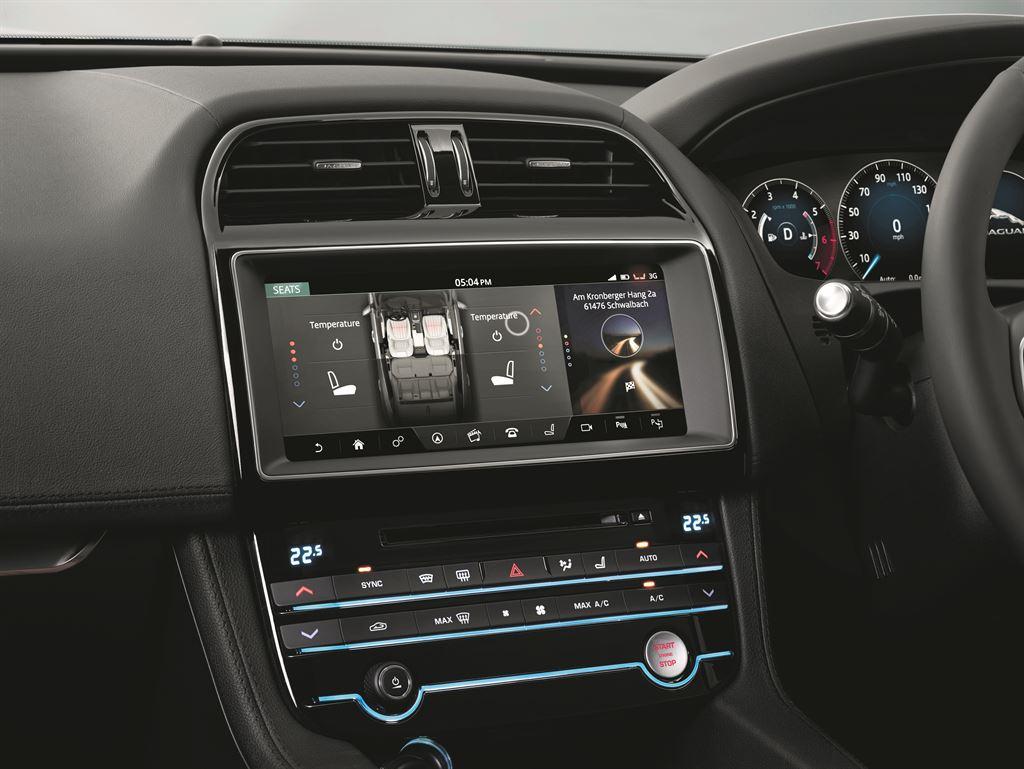 Jaguar F-Pace InControl Touch Pro