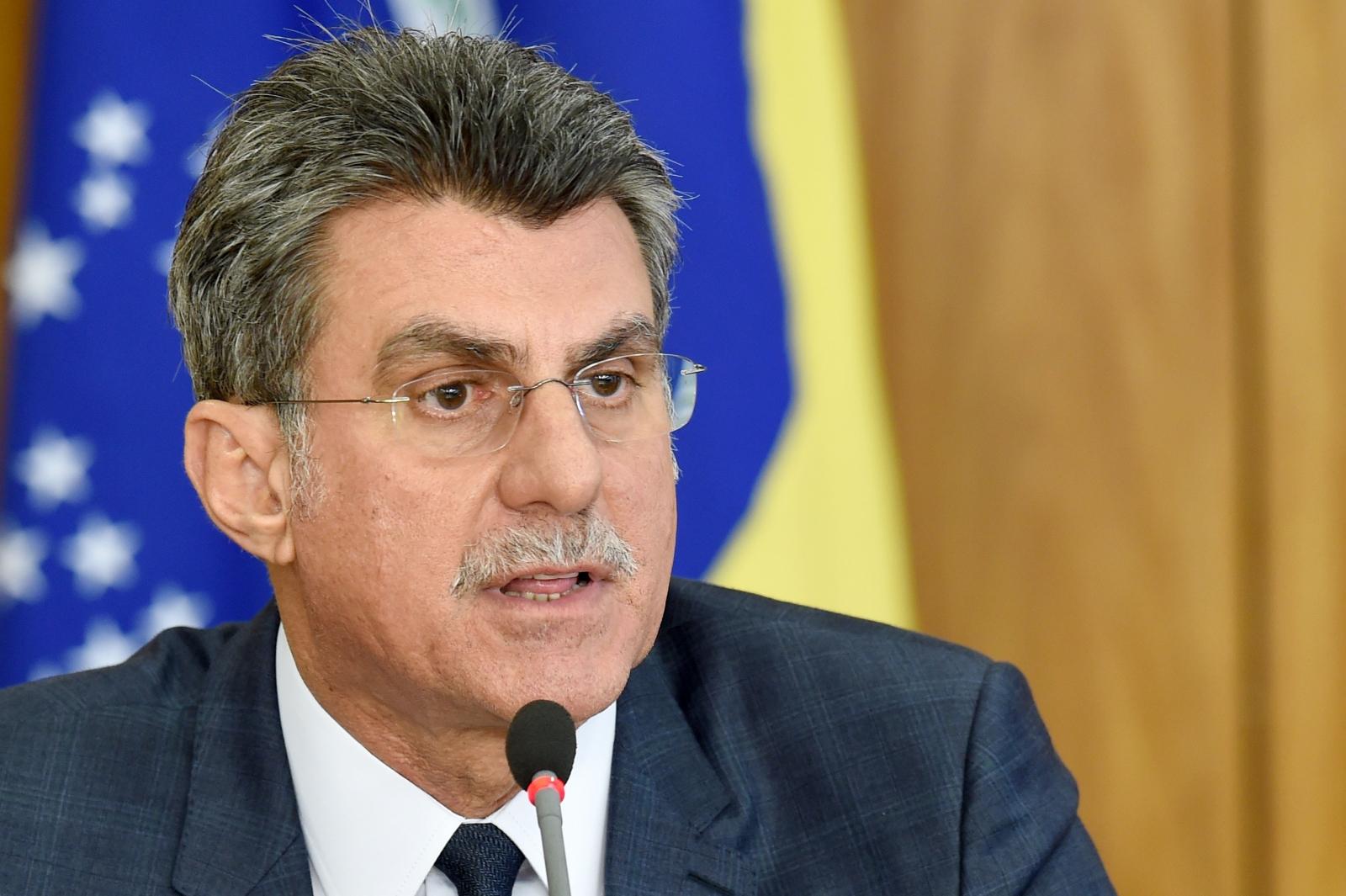 Brazil's Planning Minister Romero Juca