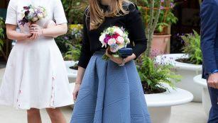 Chelsea Flower Show 2016: Royals