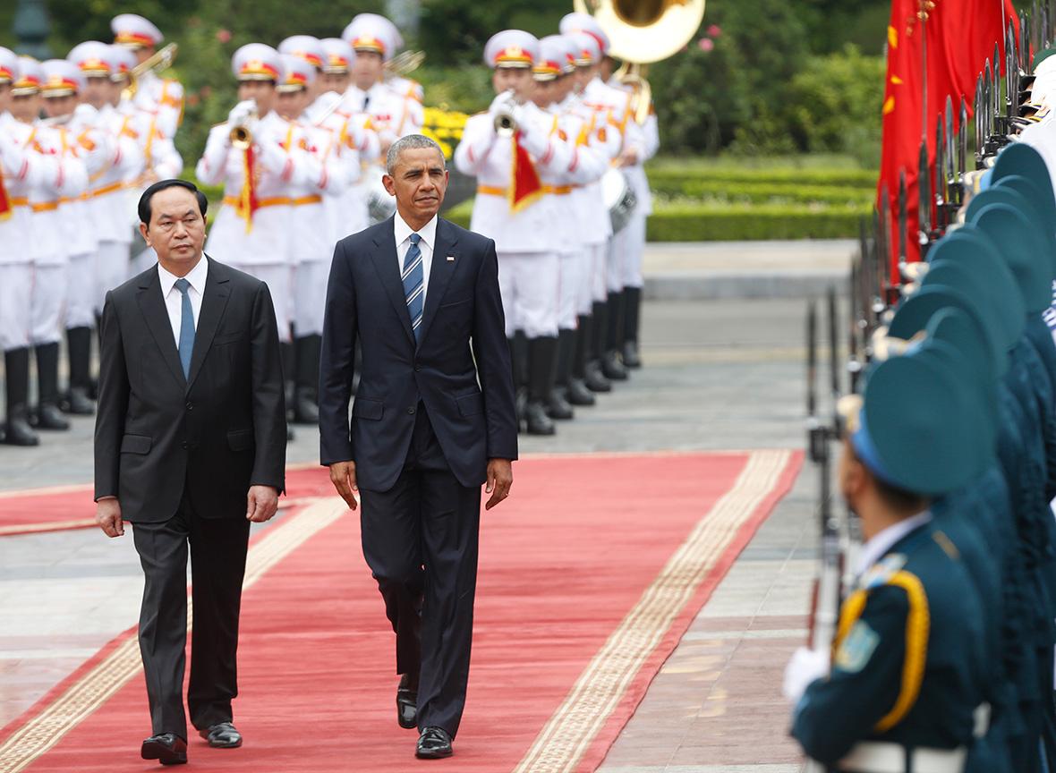 Obama Vietnam