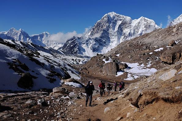 Everest altitude sickness