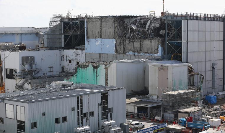 Fukushima clean up