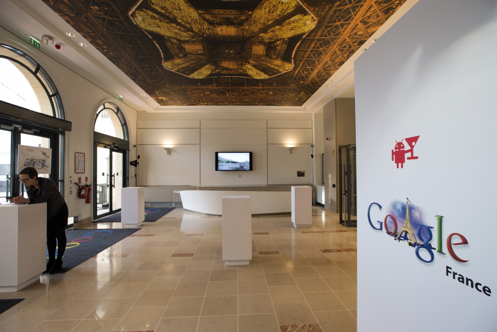 Google paris