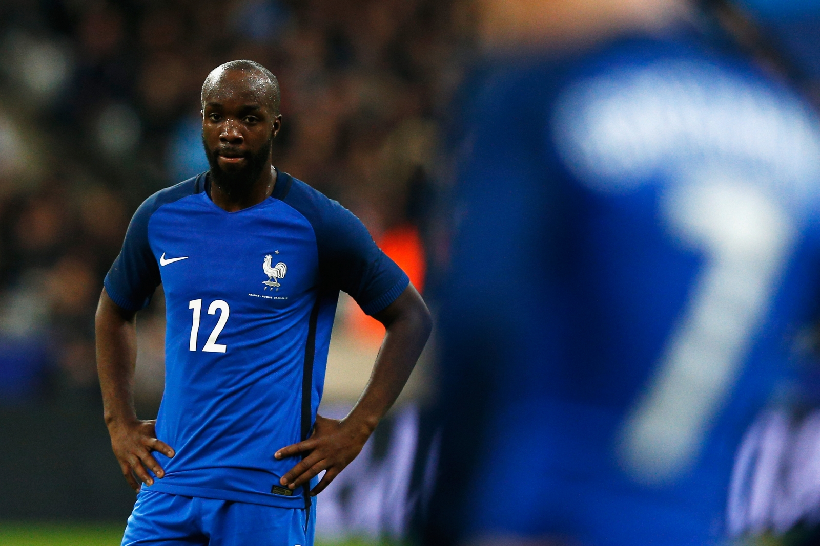 Jose reunite Diarra could Manchester  United: with Lassana