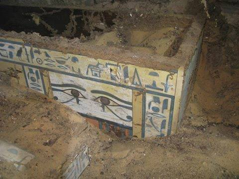 Sattjeni lady Egypt