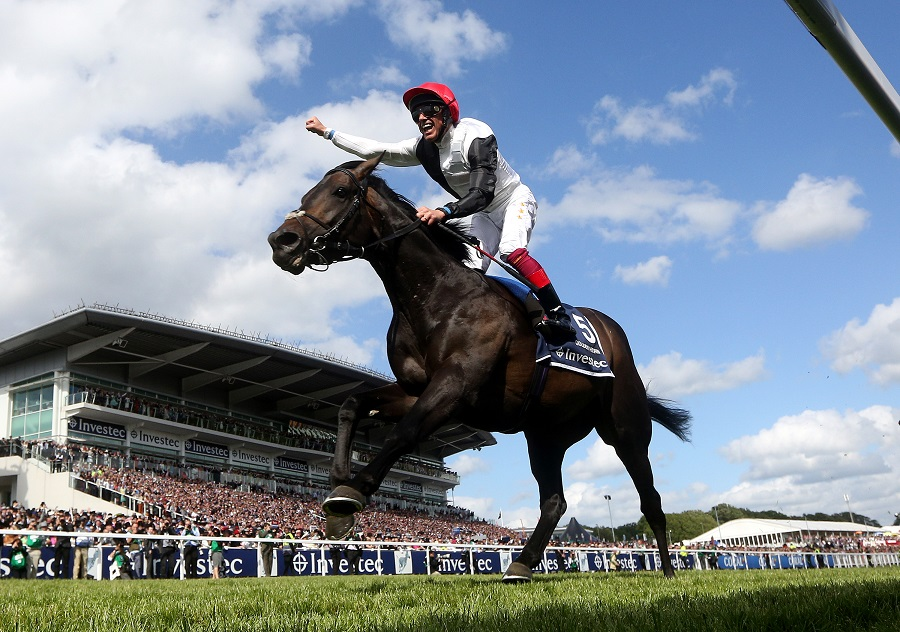 The Investec Derby at Epsom