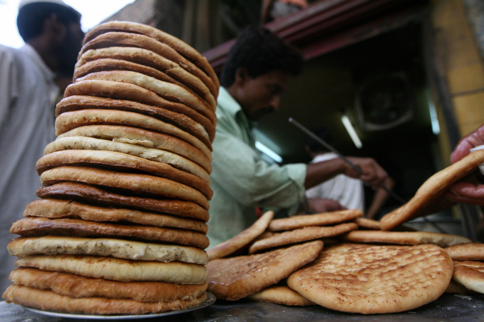 Bread india