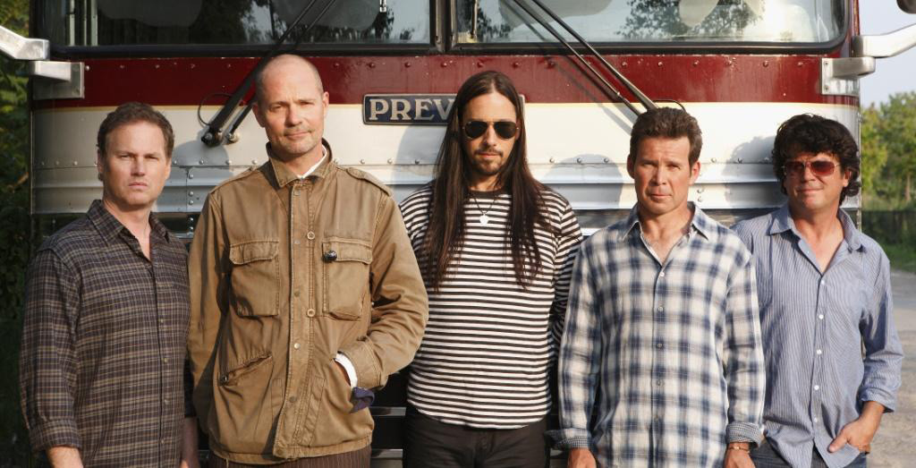 The Tragically Hip band
