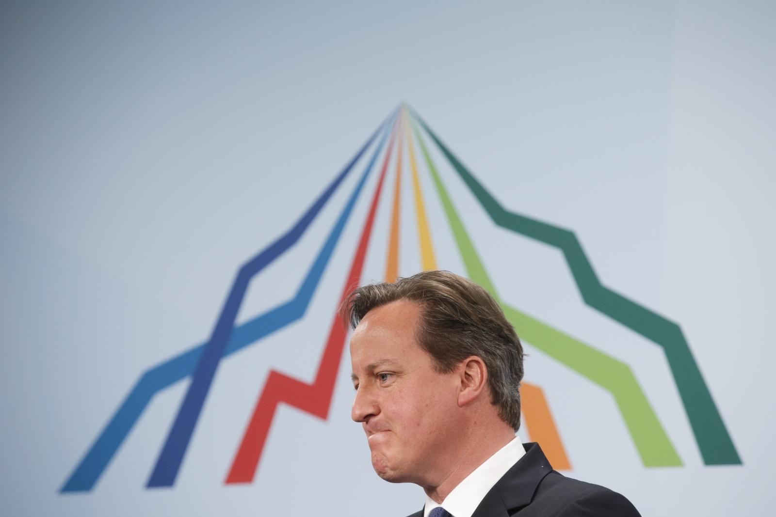 David Cameron G7