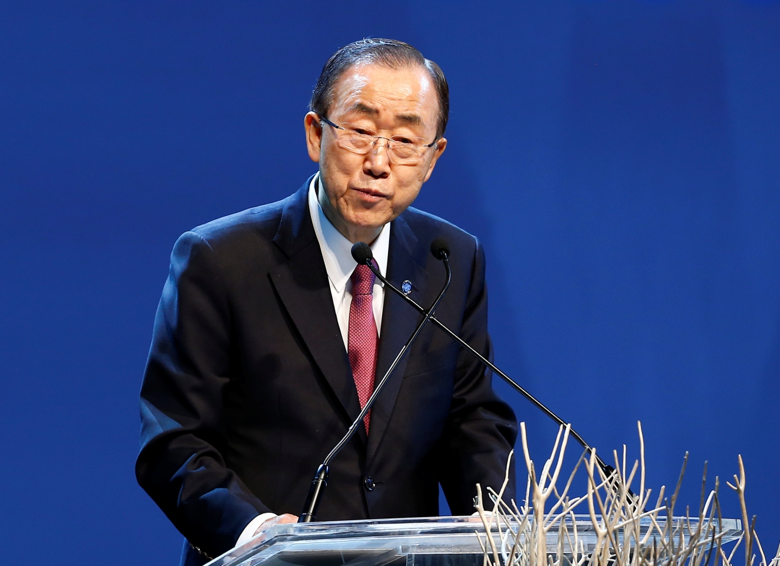 Ban Ki-moon South Korea president