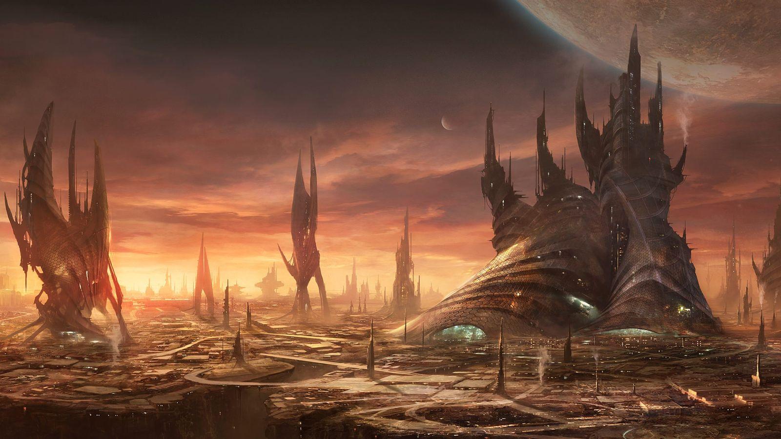 Stellaris PC game art