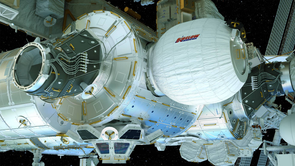 inflatable habitat nasa