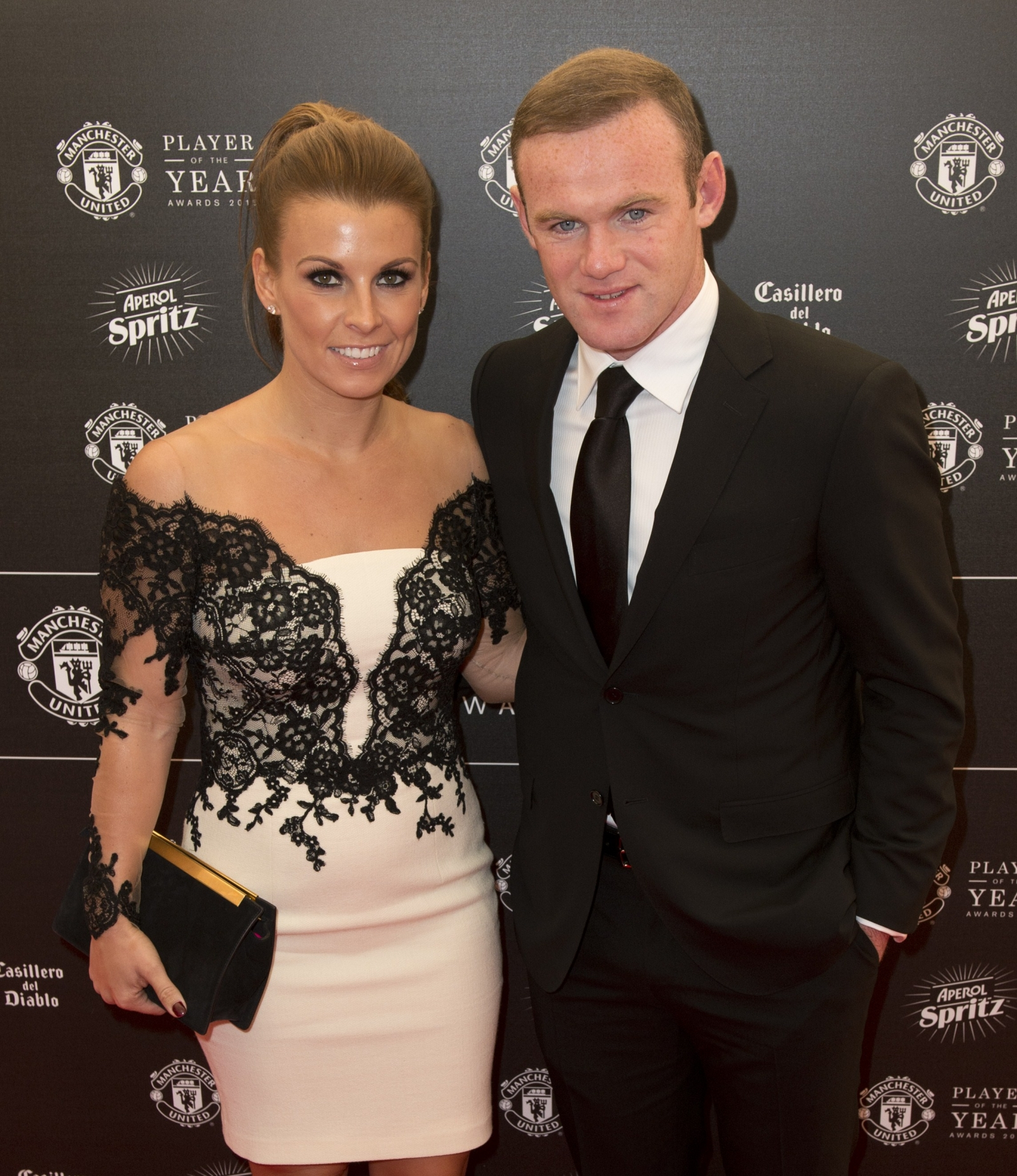 Coleen Demands Wayne Rooney S Party Girl Tell The Truth