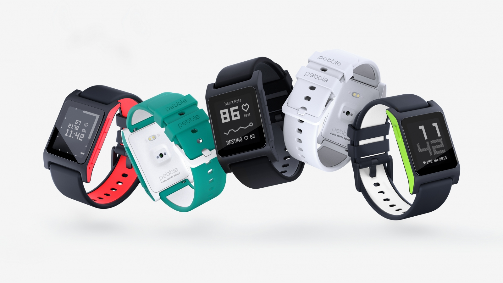 Pebble 2 smartwatch