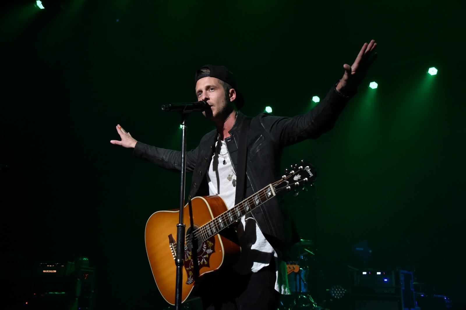 OneRepublic's Ryan Tedder