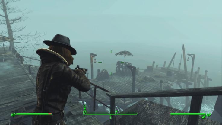 Fallout 4 Far Harbor Grand Hotel