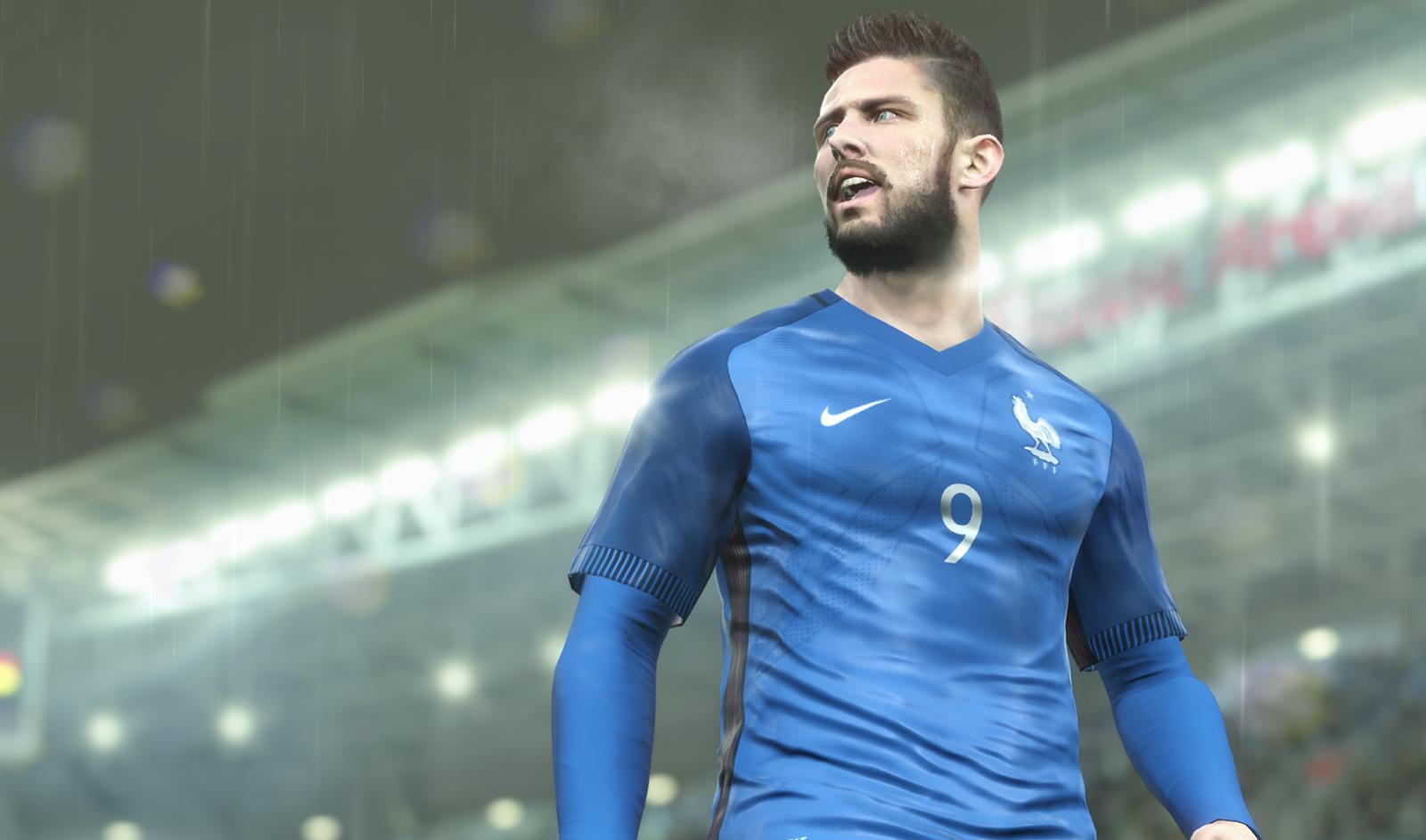 PES 2017 Giroud Screenshot