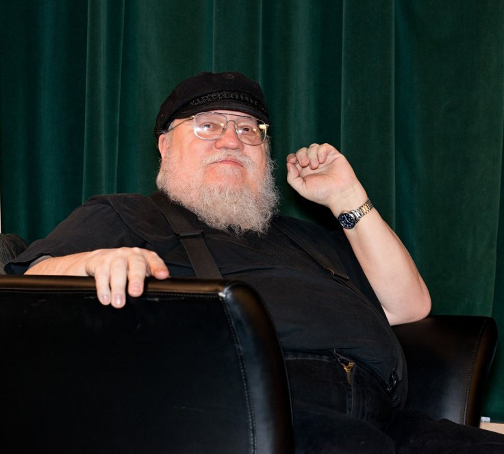 George R.R. Martin's 'Winds of Winter' to release soon? Website drops huge hint