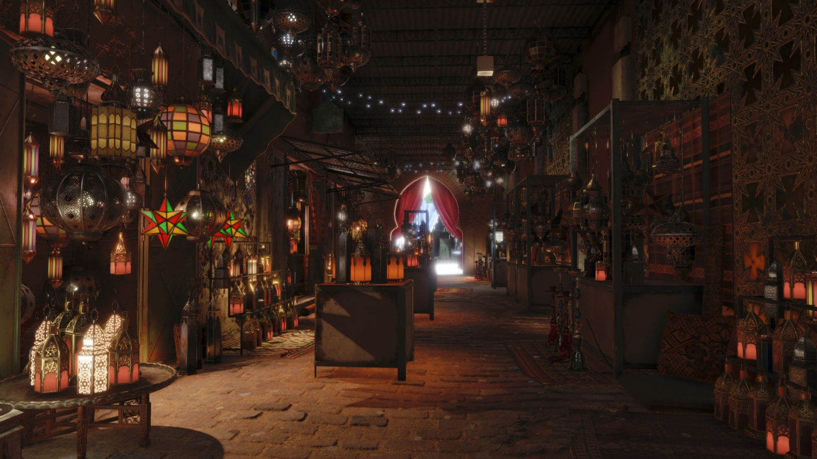Hitman Episode Three Marrakesh Markets