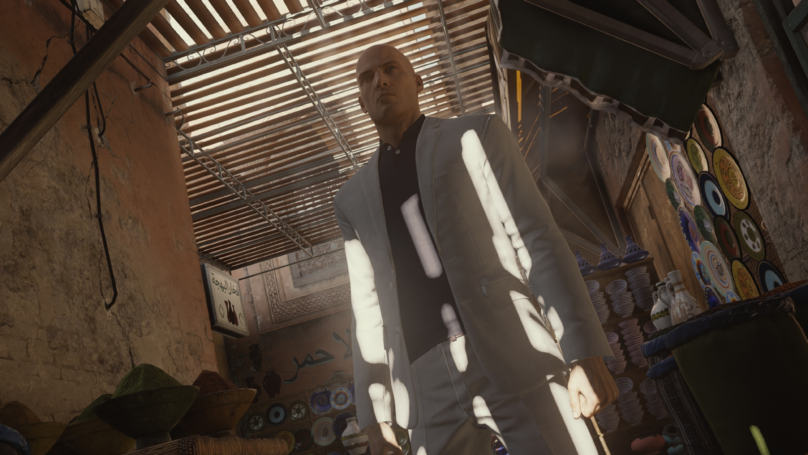 Hitman Episode Three Marrakesh Agent 47