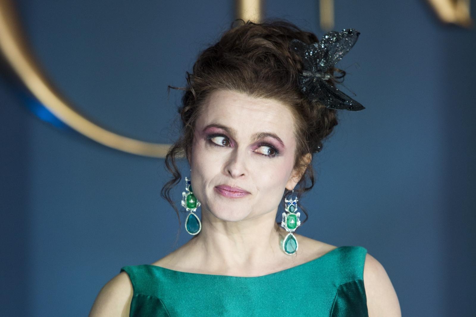 Helena Bonham Carter Join Ocean's 11 - ComingSoon.net - Helena Bonham ... Helena Bonham Carter