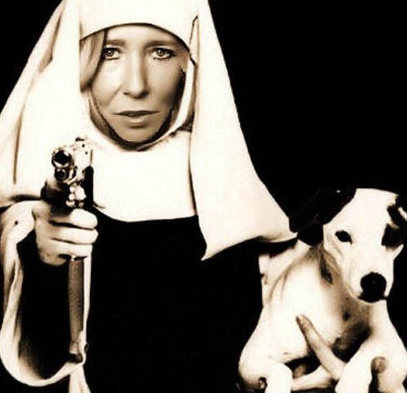 Sally Jones jihadi
