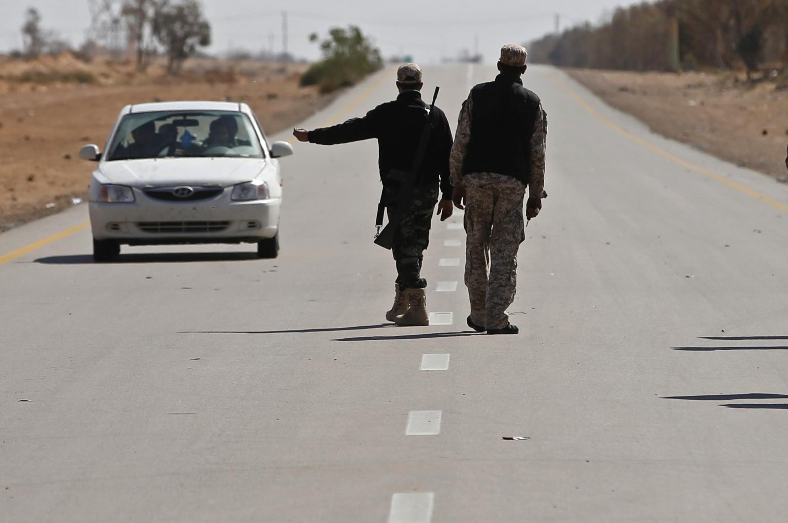 Misrata fighters