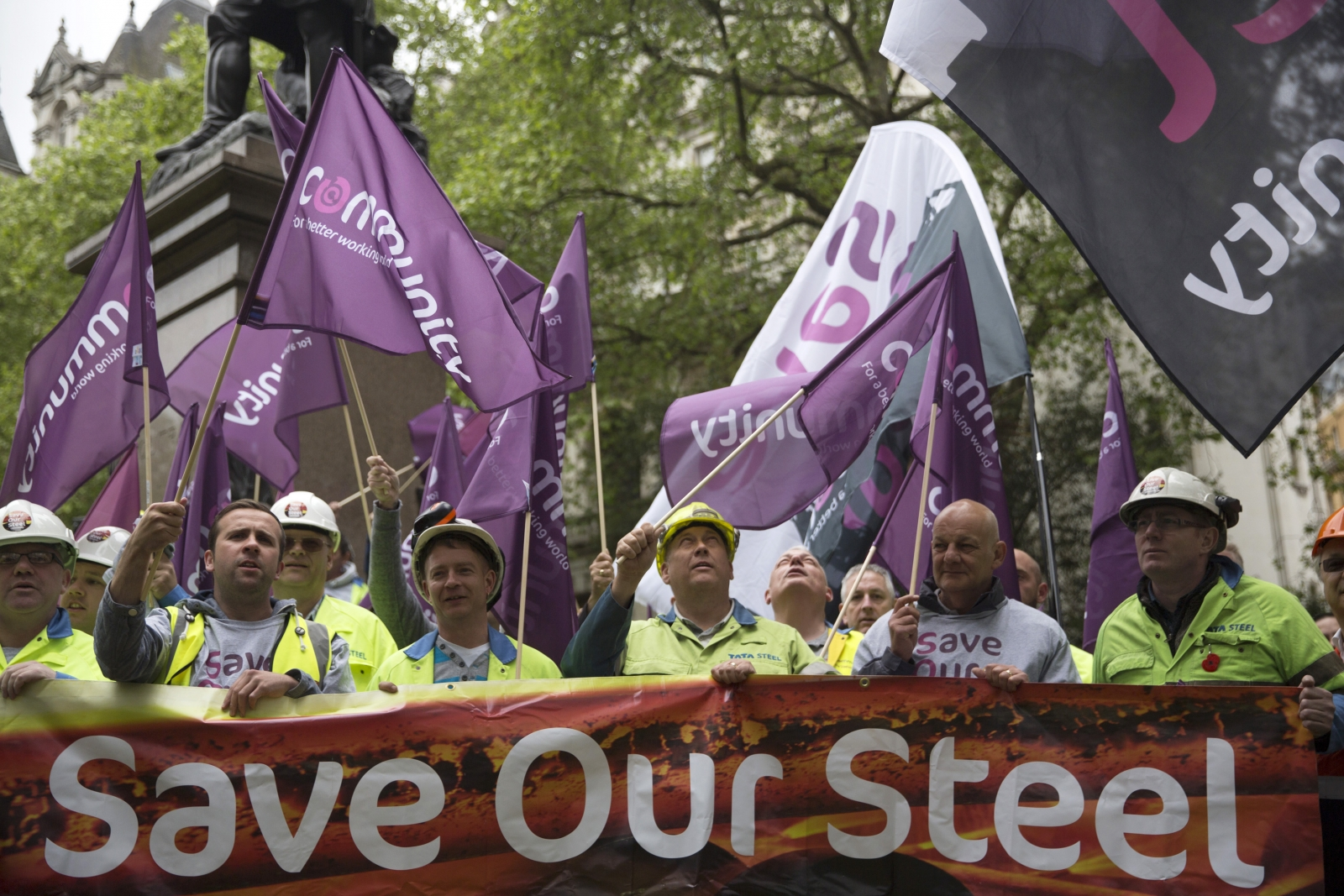 """Tata Steel could consider retaining UK business but """"lots of focus only on a sale"""", executive director says"""